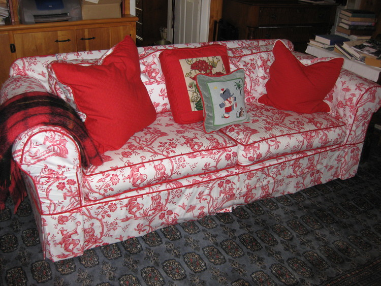 Slipcovers — Sew Many Things
