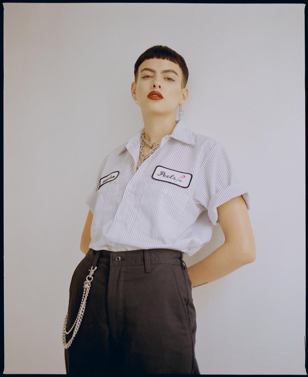 Hayden Graye shot In NYC 2018