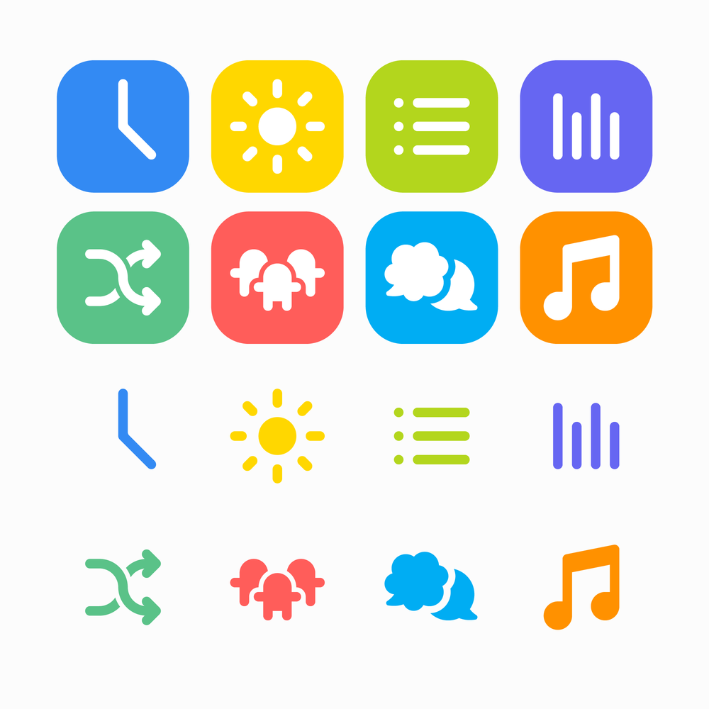Toolkit Icons by Lindsay Santiago