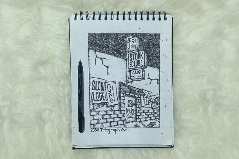 Slow Lode @ Stork Club by Lindsay Santiago