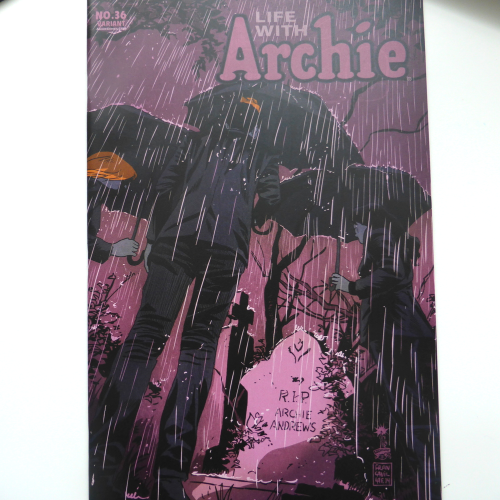 Archie Comics - Life with Archie - Cover