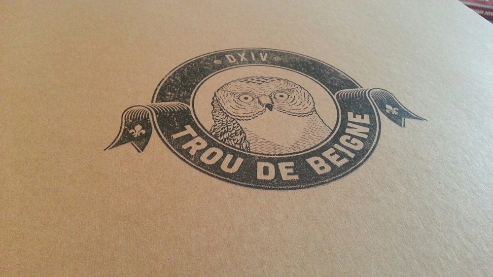 Trou de Beigne - Donut Box - Made in Montreal
