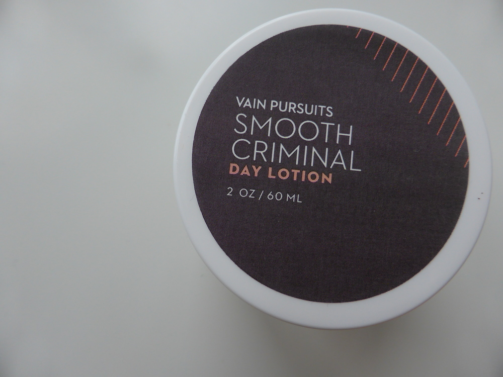 Vain Pursuits Custom Day Lotion - Made in Montreal