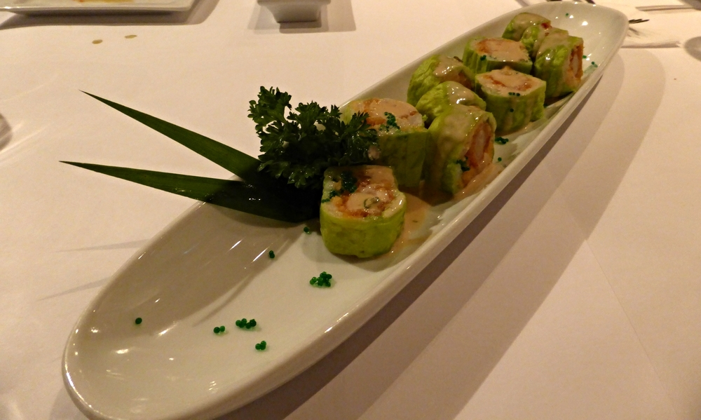Tanoshi Sushi Rolls - Akita Sushi Montreal - Best sushi in Montreal