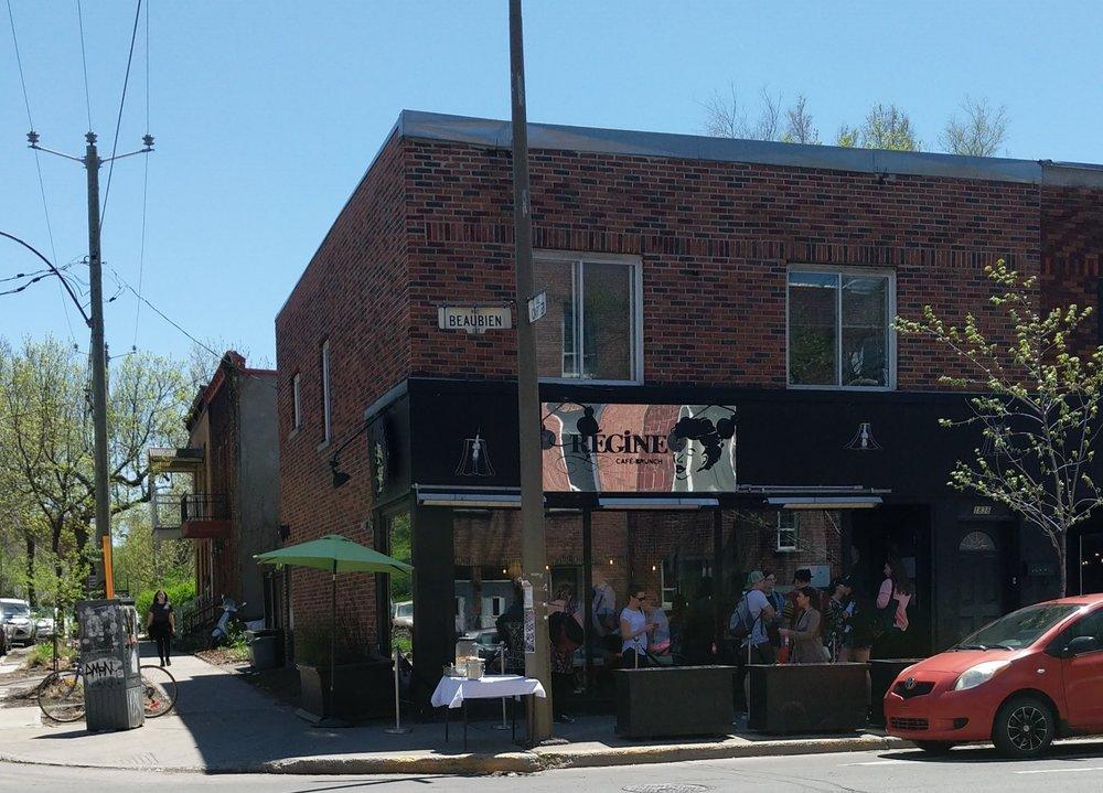 Montreal breakfast Cafe Regine - Rosemont Breakfast - My Girl Montreal