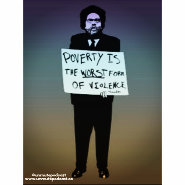 Philosopher Cornel West