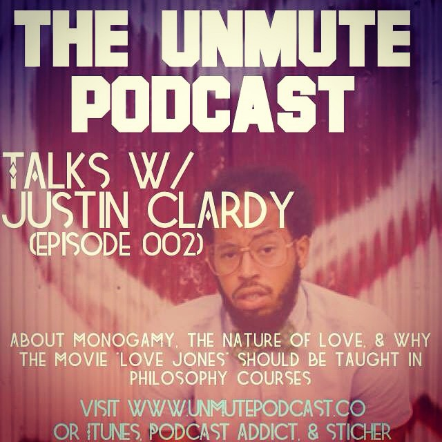 Take a listen at our new podcast episode just in time for Valentine's Day. I talk to philosopher, Justin Clardy, about love and everything in between. Link is in the bio description.