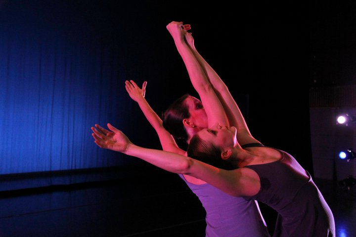 Photo: Erin Fitzgerald; Dancers: Kristin Marrs and Jennifer Weber