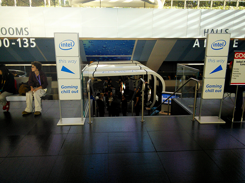 Intel Maze