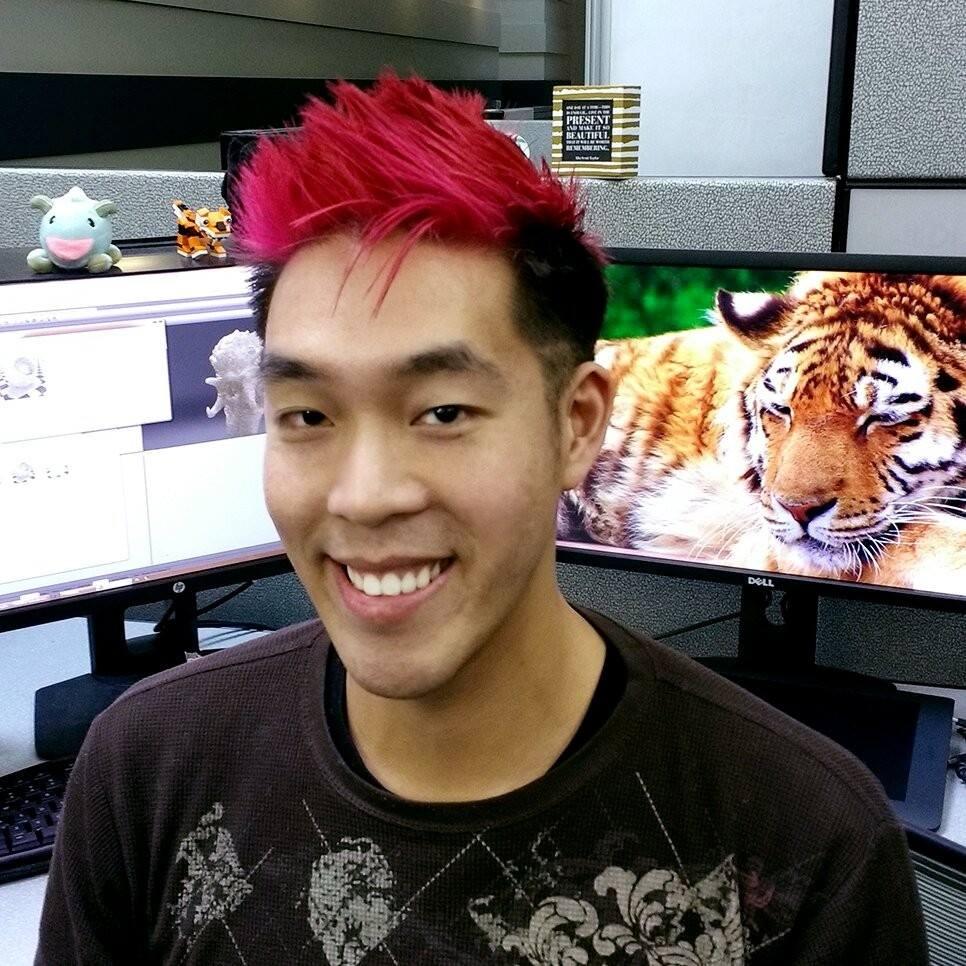 At work at Nvidia