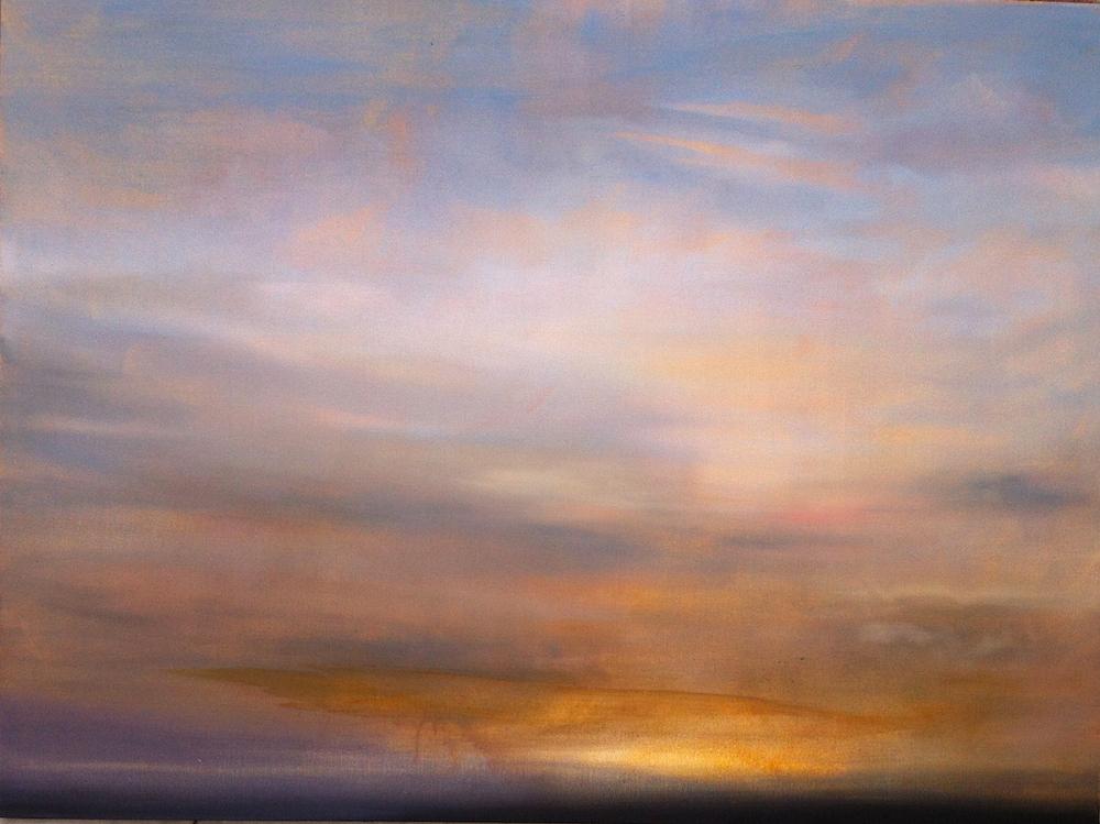 "Light,  o il on canvas, 36 x 48"""