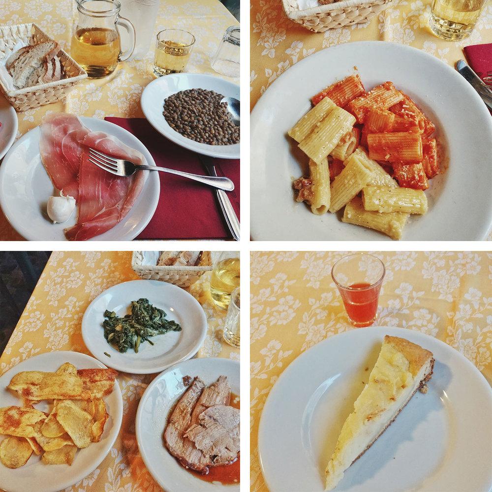 rome_trattoria_der_pallaro_dinner