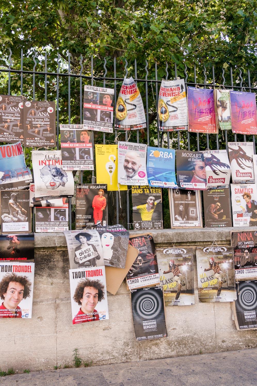 Festival d'Avignon posters
