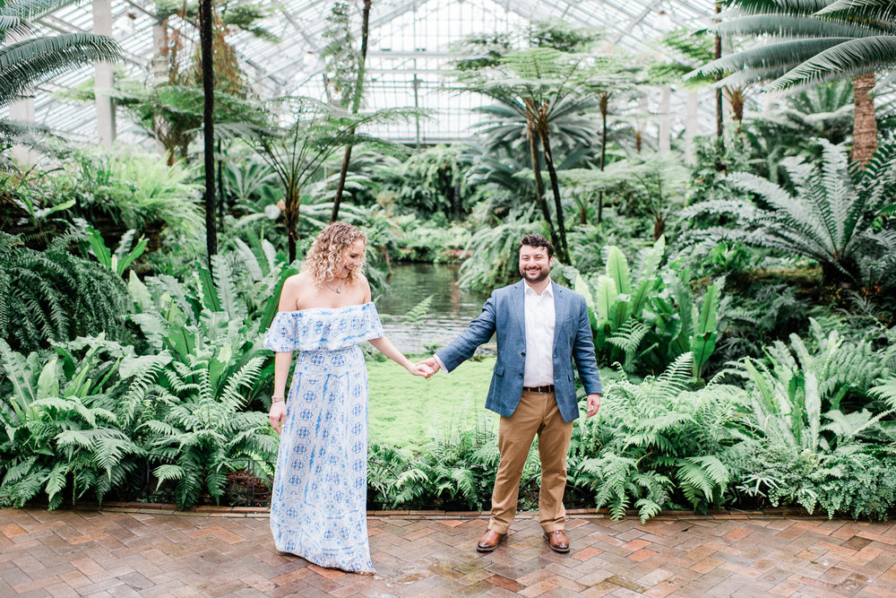 Brittany Bekas - Garfield Park Conservatory Chicago Engagement Photos-11.jpg