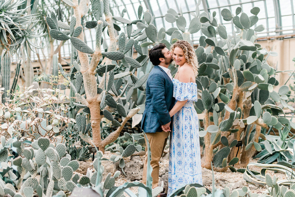 Brittany Bekas - Garfield Park Conservatory Chicago Engagement Photos-22.jpg