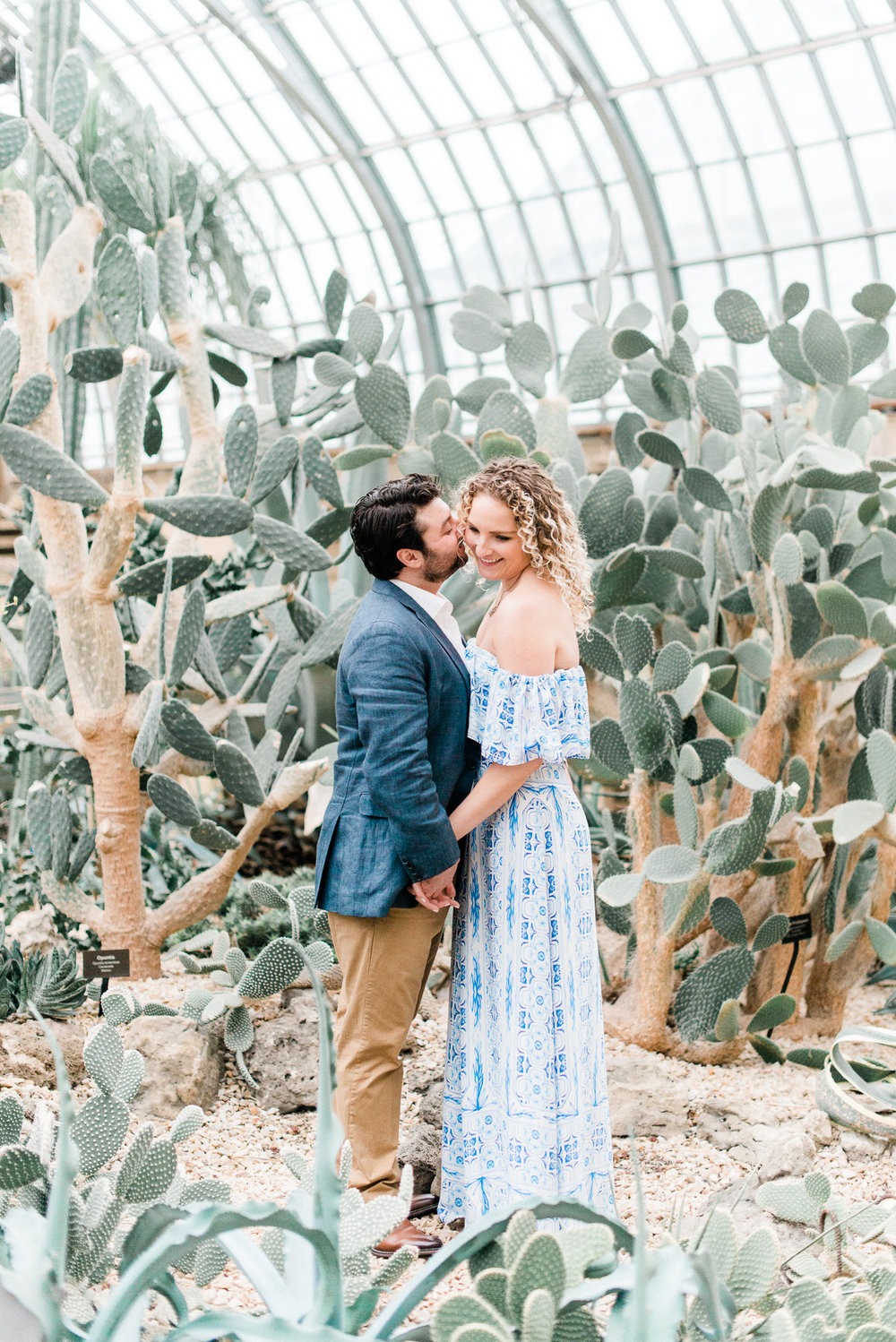 Brittany Bekas - Garfield Park Conservatory Chicago Engagement Photos-23.jpg