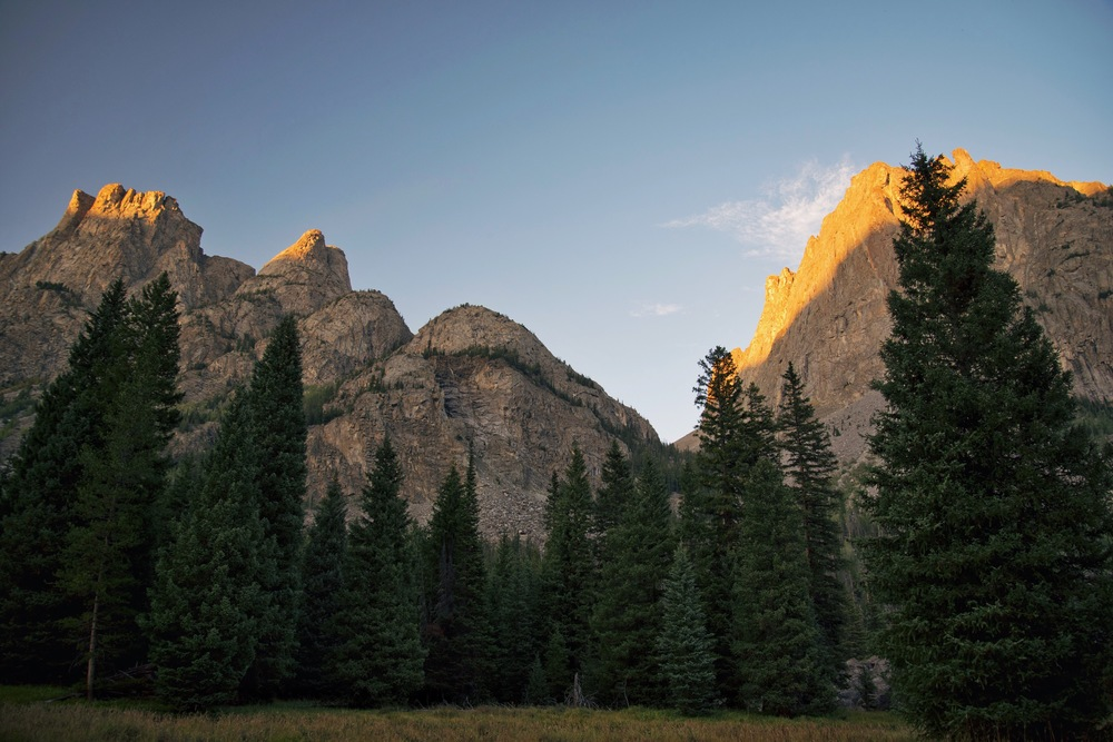 Three Forks Park, Wind River Range, Wyoming
