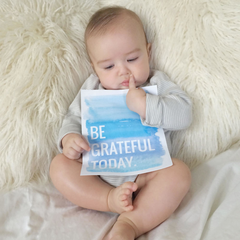 30 Days of Gratitude | Momma Society-The Community of Modern Moms | www.mommasociety.com