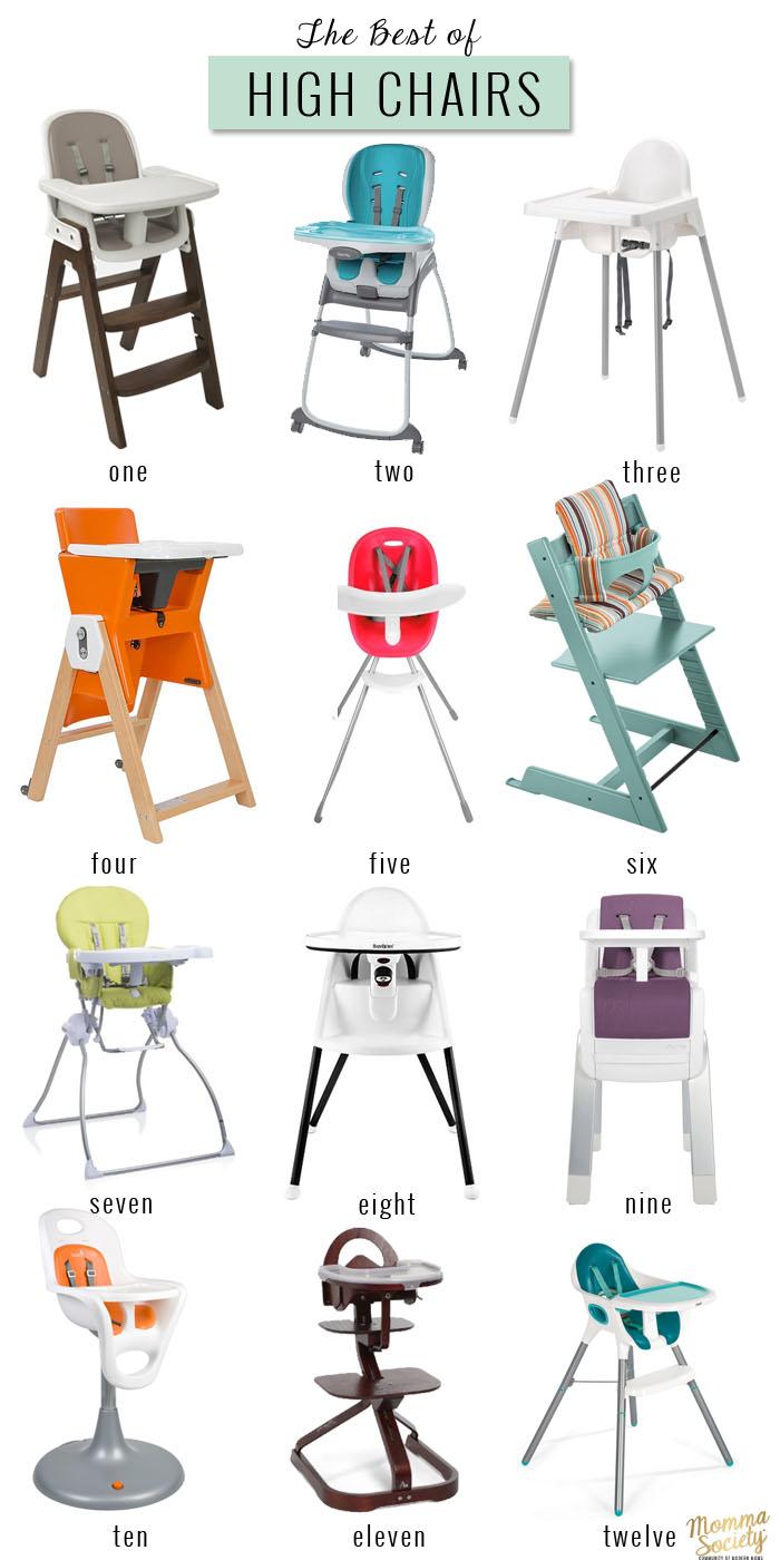 Buy Modern High Chairs  Modern Baby High Chair