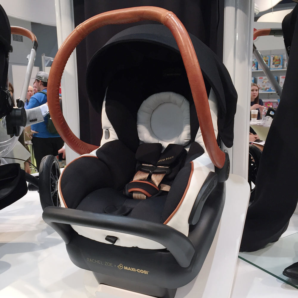 Best Collaboration Quinny x Rachel Zoe Car Seat | ABC 2015 Kids Expo Awards from Momma Society | www.MommaSociety.com | The Community of Modern Moms | Join our party on Instagram @mommasociety
