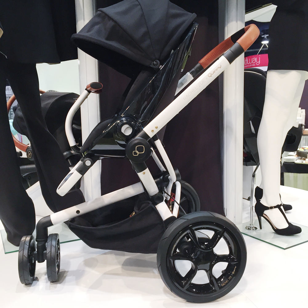 Best Collaboration Quinny x Rachel Zoe Stroller | ABC 2015 Kids Expo Awards from Momma Society | www.MommaSociety.com | The Community of Modern Moms | Join our party on Instagram @mommasociety