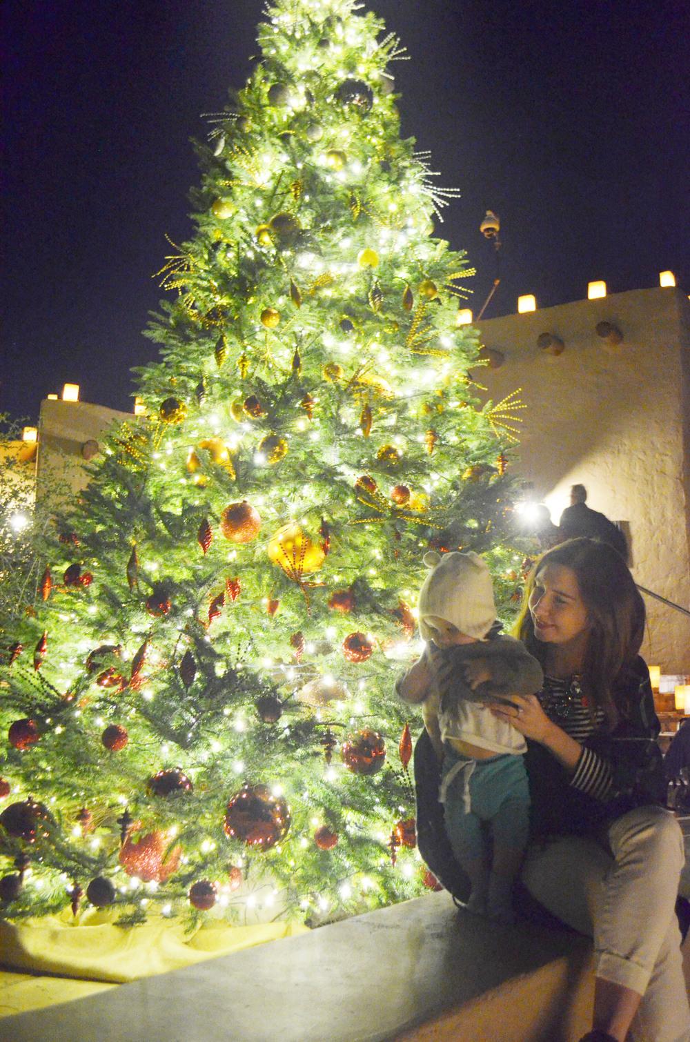 Las Noches De Las Luminarias My Favorite Holiday Tradition Momma Society