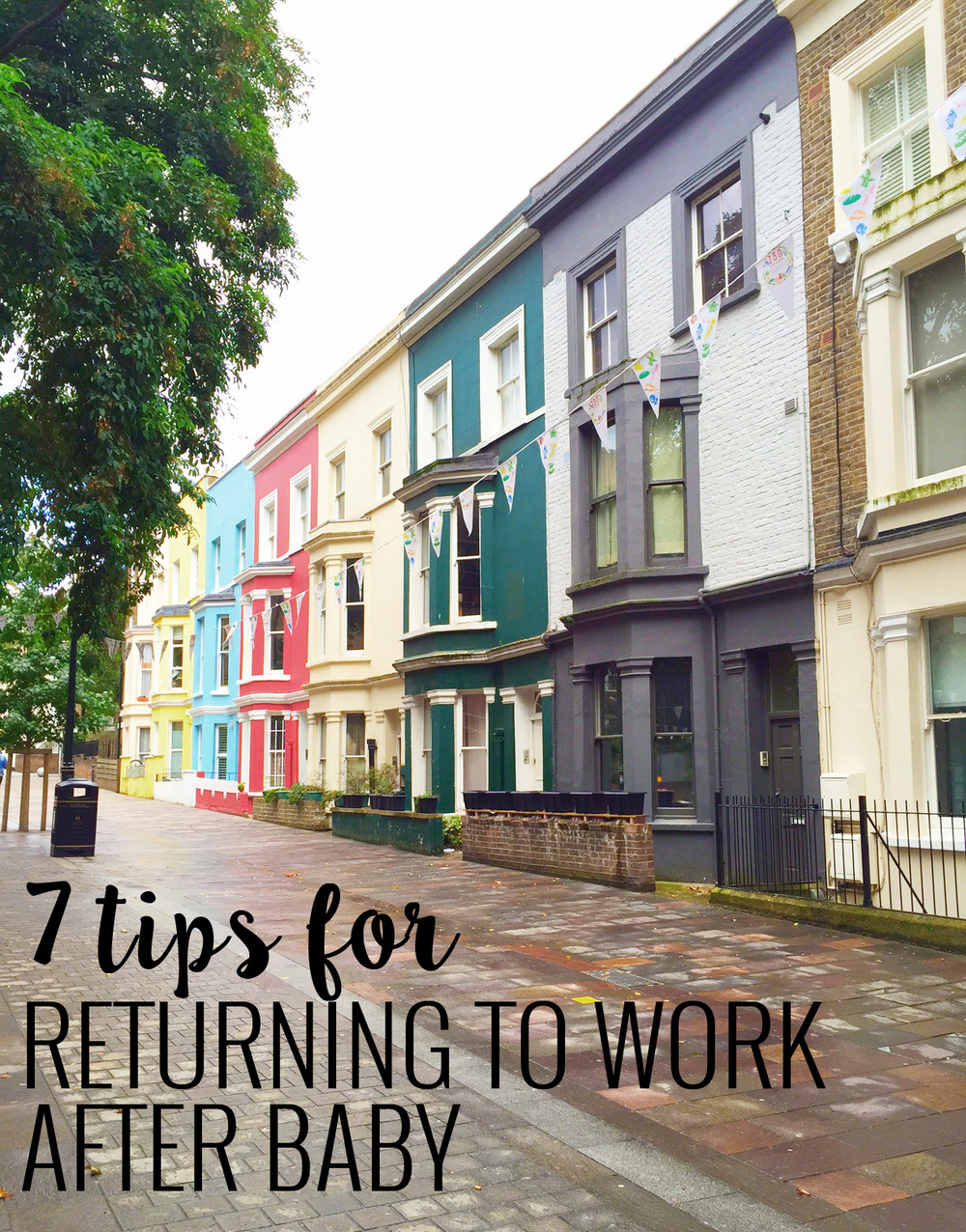 7 Tips For Returning To Work After Baby | Momma Society-The Community of Modern Moms | www.MommaSociety.com