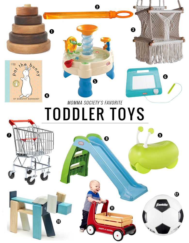The Best of Toddler Toys | Momma Society-The Community of Modern Moms | www.MommaSociety.com