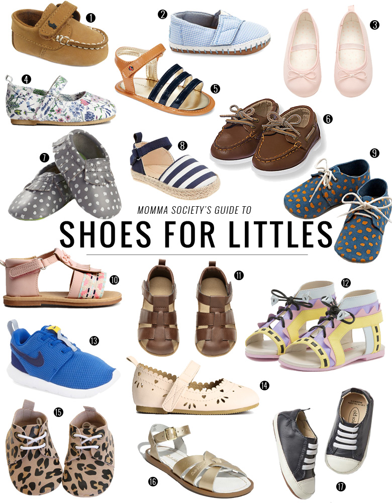 17 Cutest Spring Shoes for the Littles | Momma Society-The Community of Modern Moms