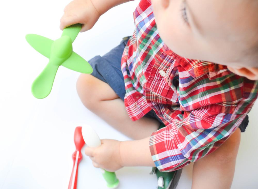 The Best Baby Spoons | Momma Society-The Community of Modern Moms | www.MommaSociety.com