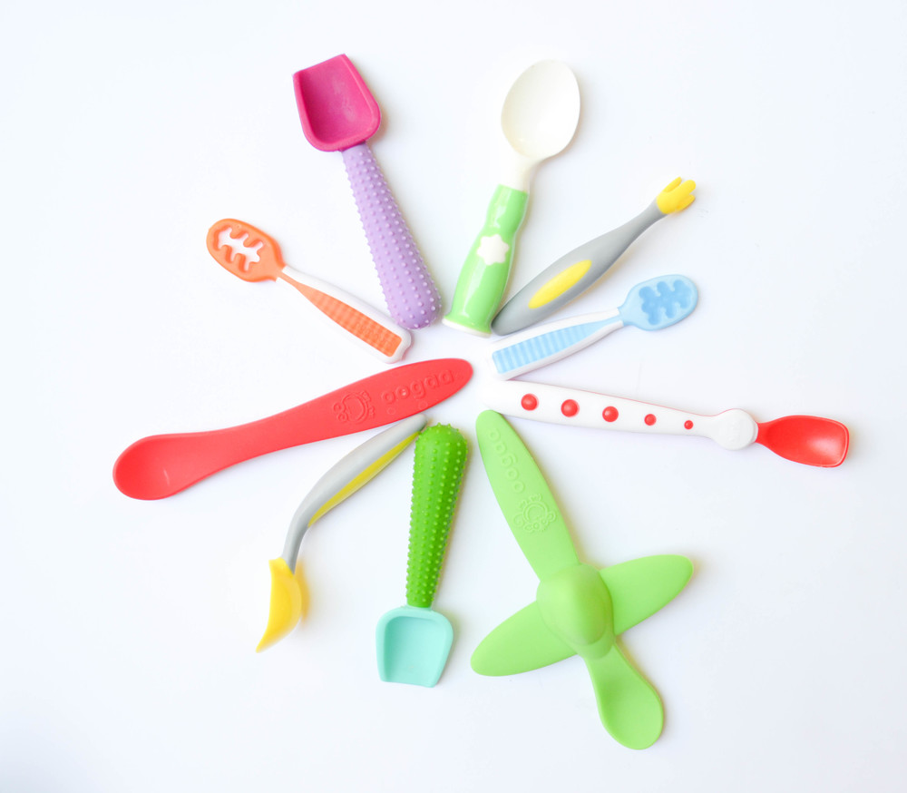 The Best Baby Spoons | Momma Society-The Community of Modern Moms | www.MommaSociety.com