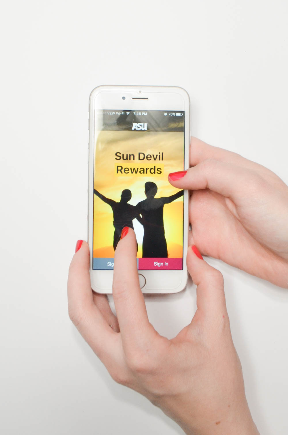 Sun Devil Rewards App | Arizona State University