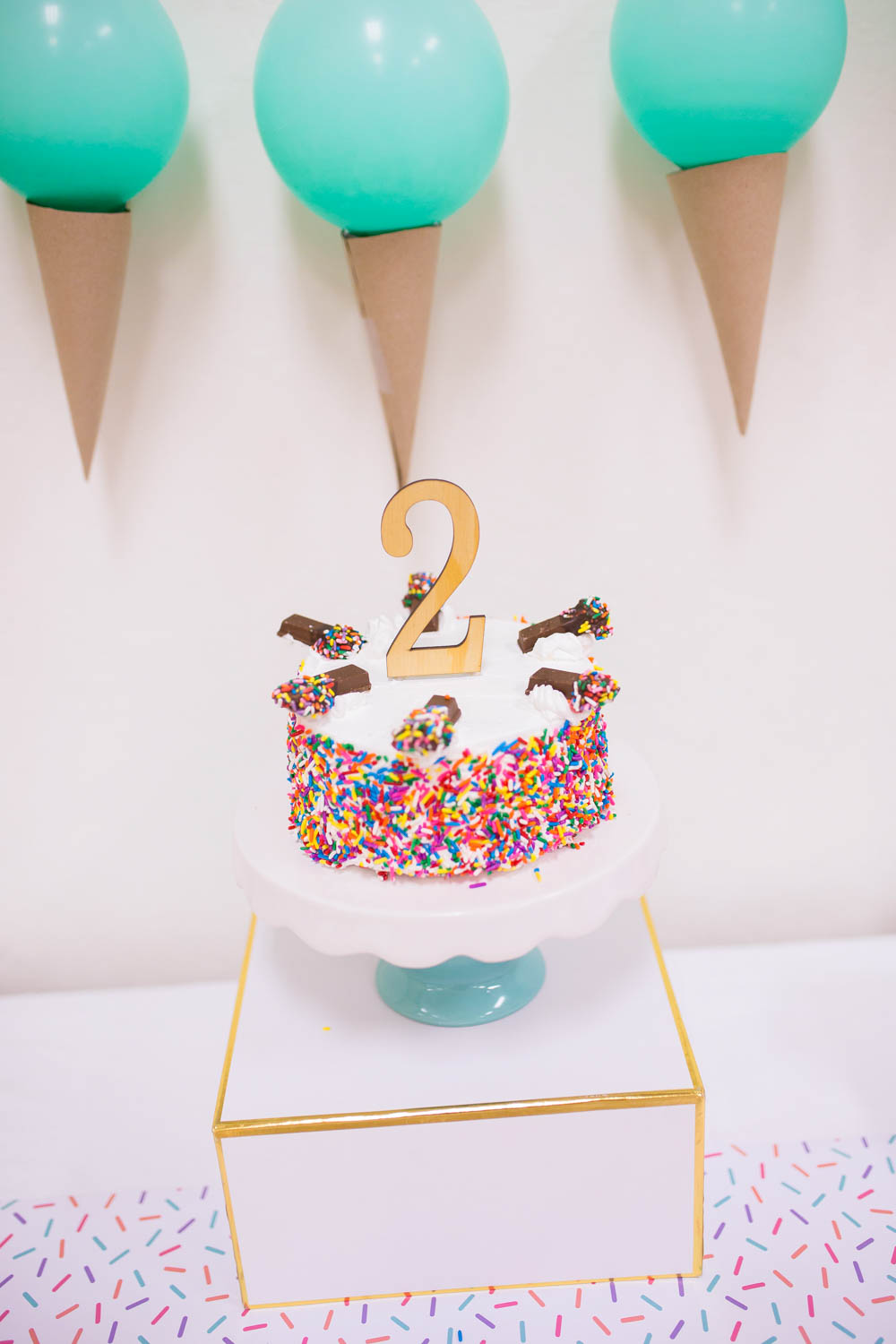 Ice Cream Party | Ice Cream Birthday Party | Birthday Party Ideas | Kids Birthday Party | Toddler Party | Ice Cream Sundae Bar