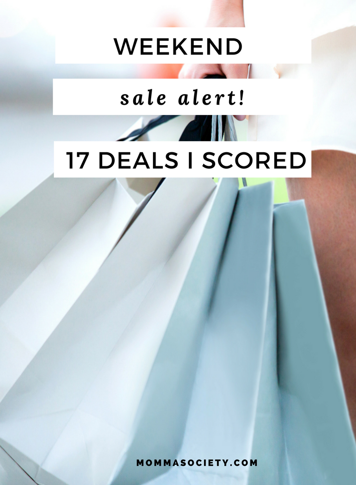 Weekend Sale Alert | Momma Society | Old Navy & Gap Sales for Spring