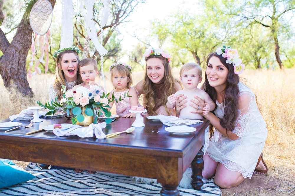 A Boho Mother's Day Picnic | Momma Society-The Community of Modern Moms