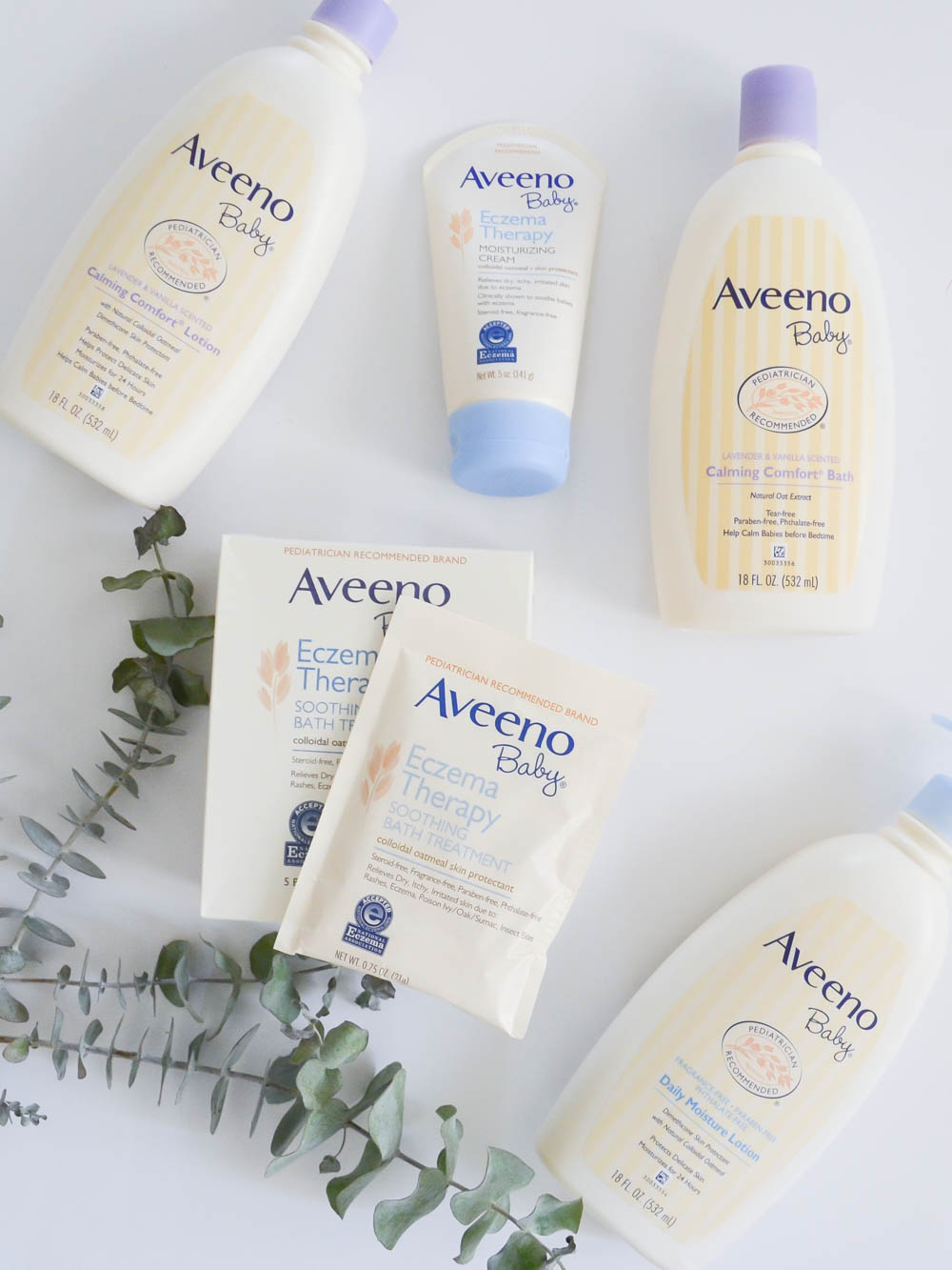 Bath Time Routine with Aveeno Baby | Toddler Bath Time Routine | Toddler Routine | Lotions
