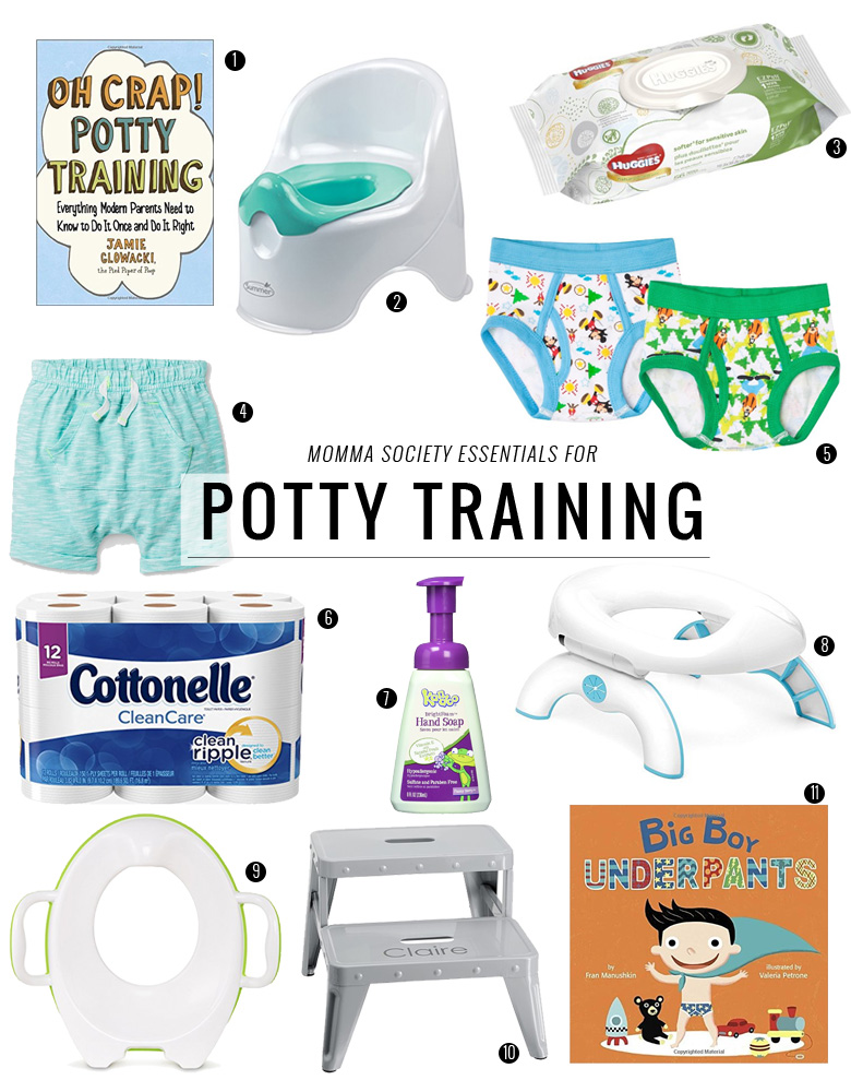 The Best Potty Training Gear | Potty Training Boys | Potty Training Chart | Potty Training Essentials