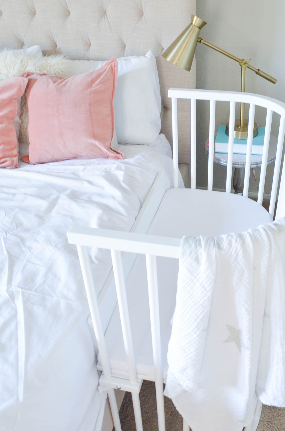 Baby Sleeping In Bedroom With Parents: Prepping Our Bedroom For Co-Sleeping With A Newborn