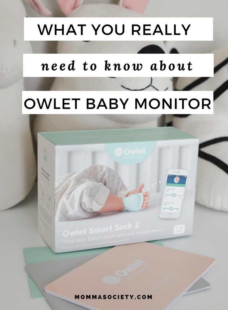 Owlet Baby Monitor Review | How Owlet is helping me get more sleep | Baby Gear | Newborn Essentials
