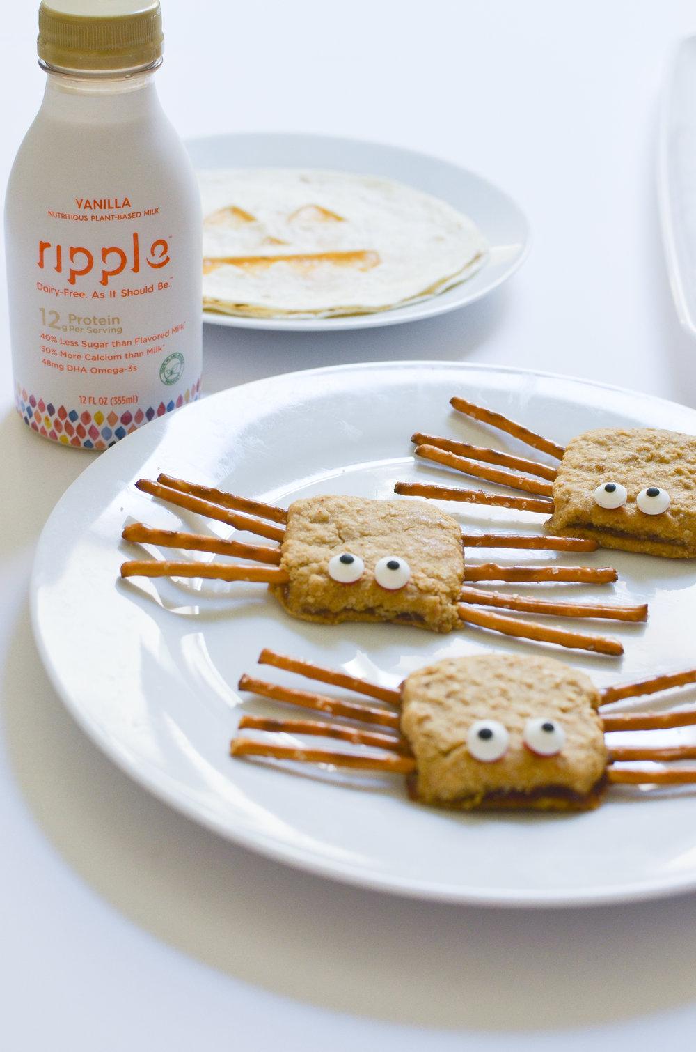 Easy Halloween Snacks | Toddler Snacks | Halloween Food | Halloween Ideas