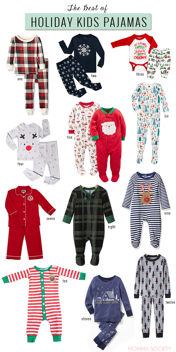 Cute Kids Holiday Pajamas.jpg