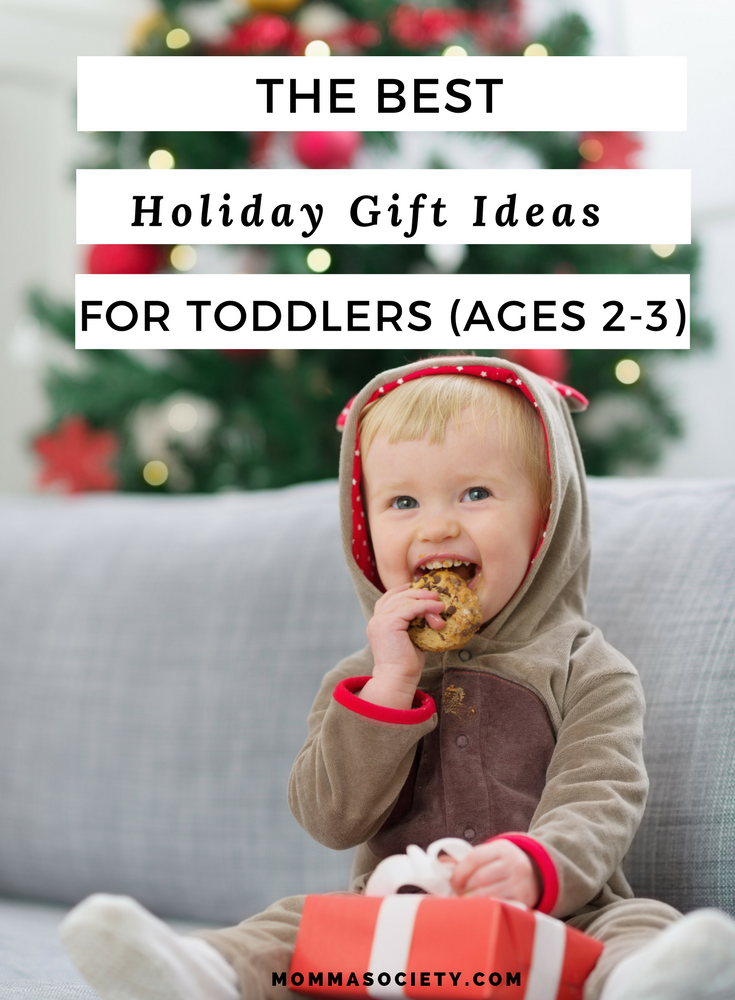 Gift Guide for 2-3 Years Old Pin