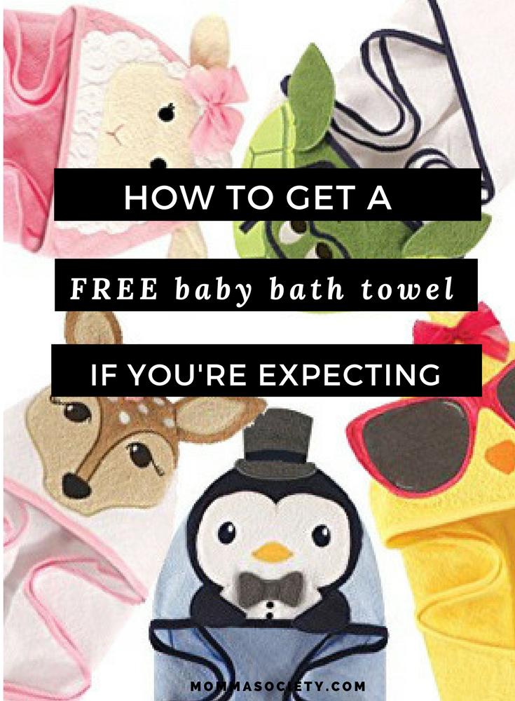 Amazon Baby Registry Free Gift Baby Towel