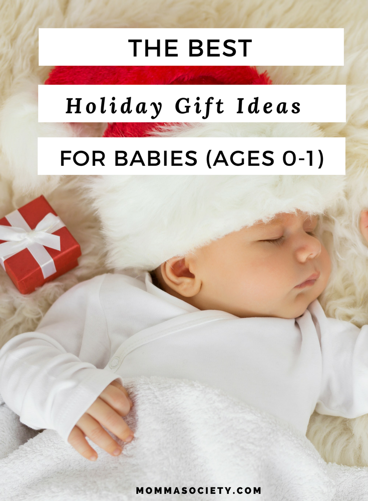 Holiday Gifts for Babies 0-1