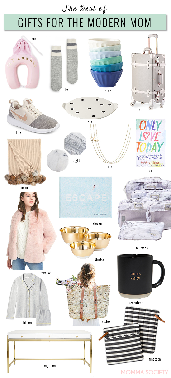 Gift Ideas For Modern Mom | Friends | Girlfriends