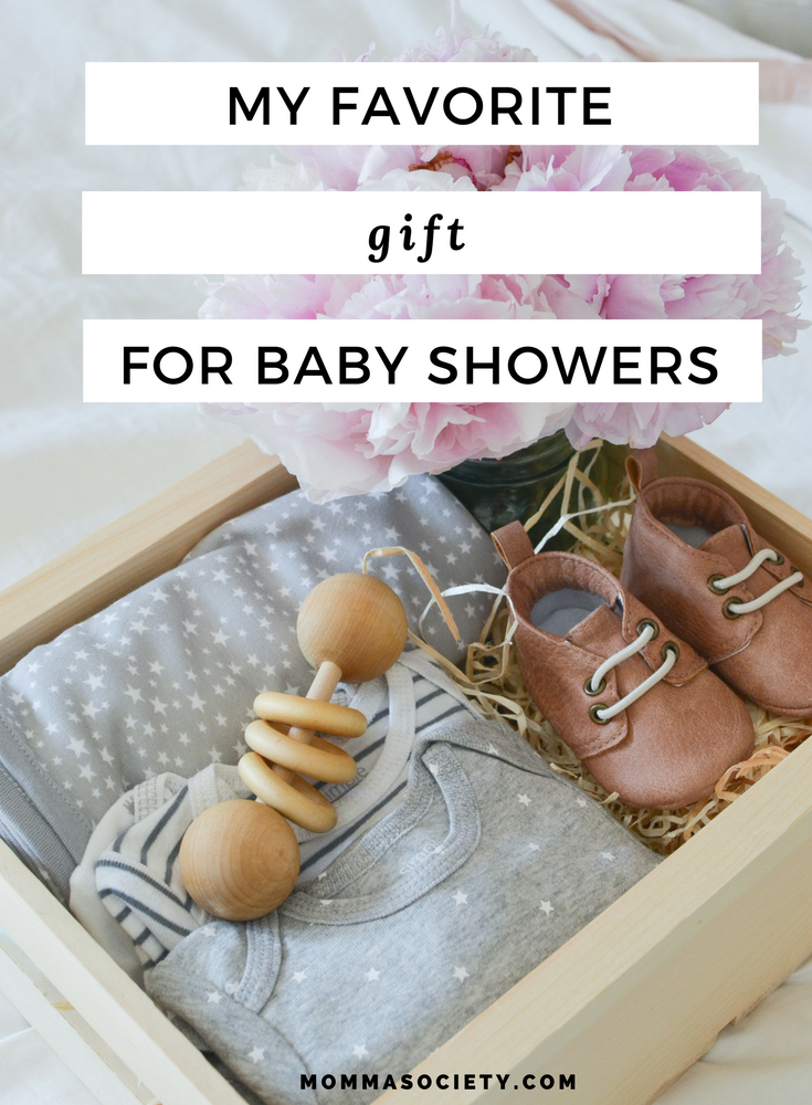 Baby Shower Gift | Baby Gift | New Mom Gift | Newborn Gift | Hospital Gift & My Favorite Baby Shower Gift to Give + FREE Printable Tags! u2014 Momma ...