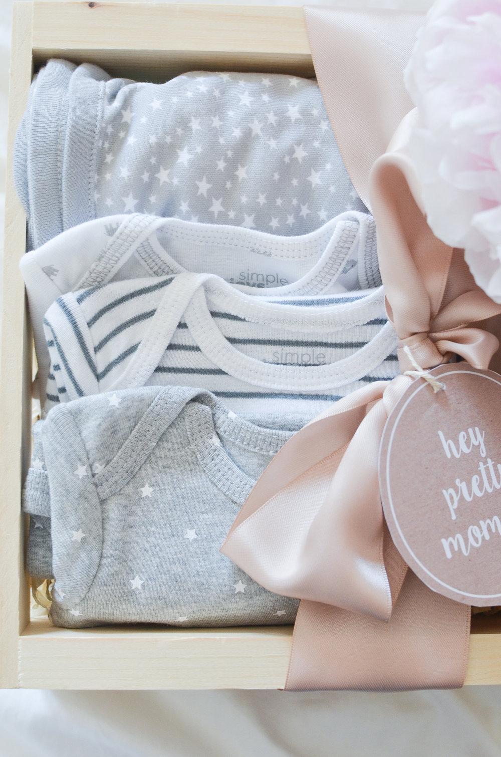Baby Shower Gift | Baby Gift | New Mom Gift | Newborn Gift | Hospital Gift
