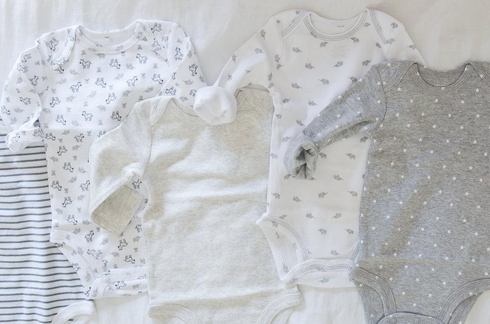 baby bodysuits gender neutral baby onesies