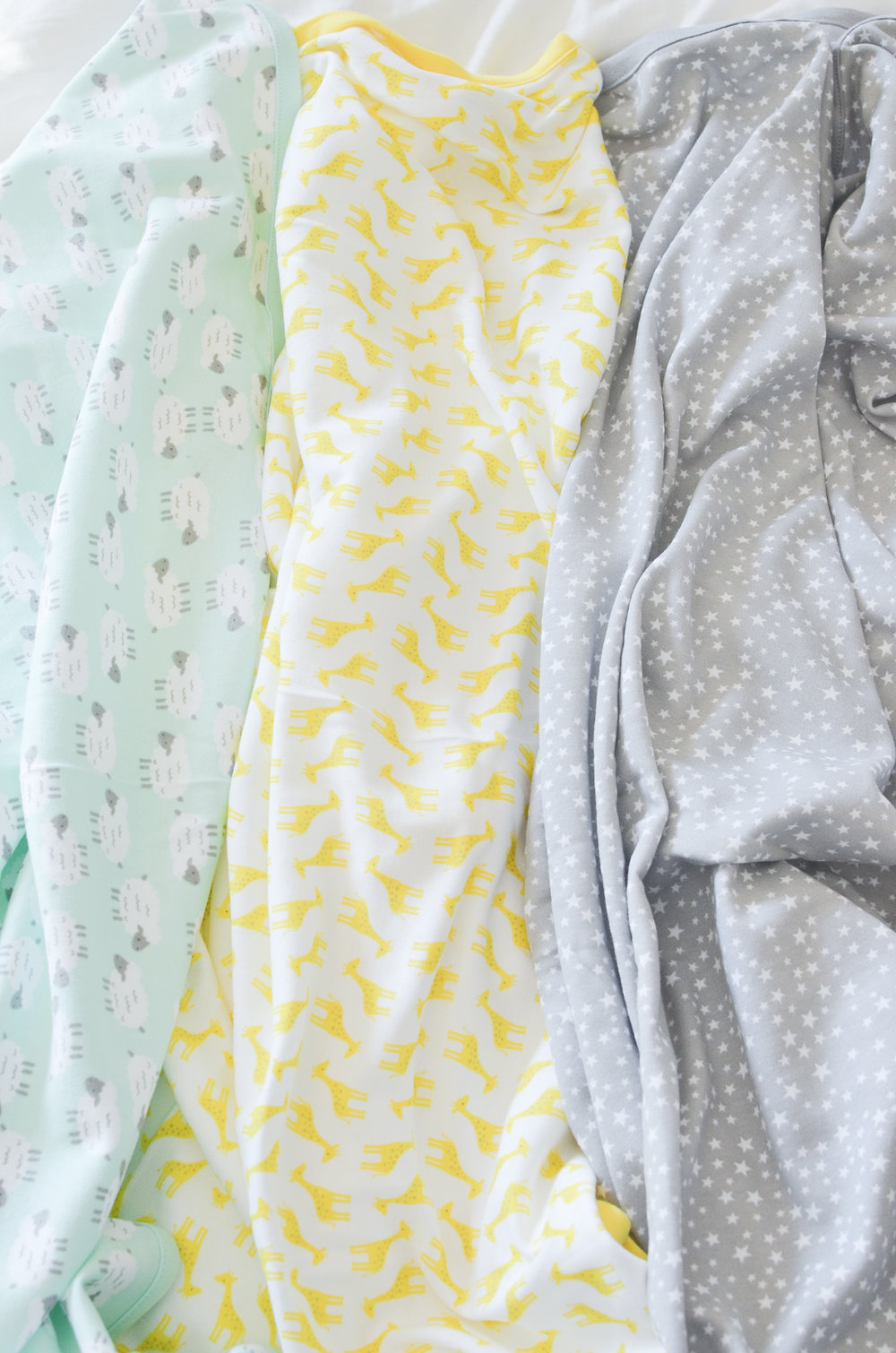 Blanket | Knit Swaddle Blanket | Simple Joy by Carter's