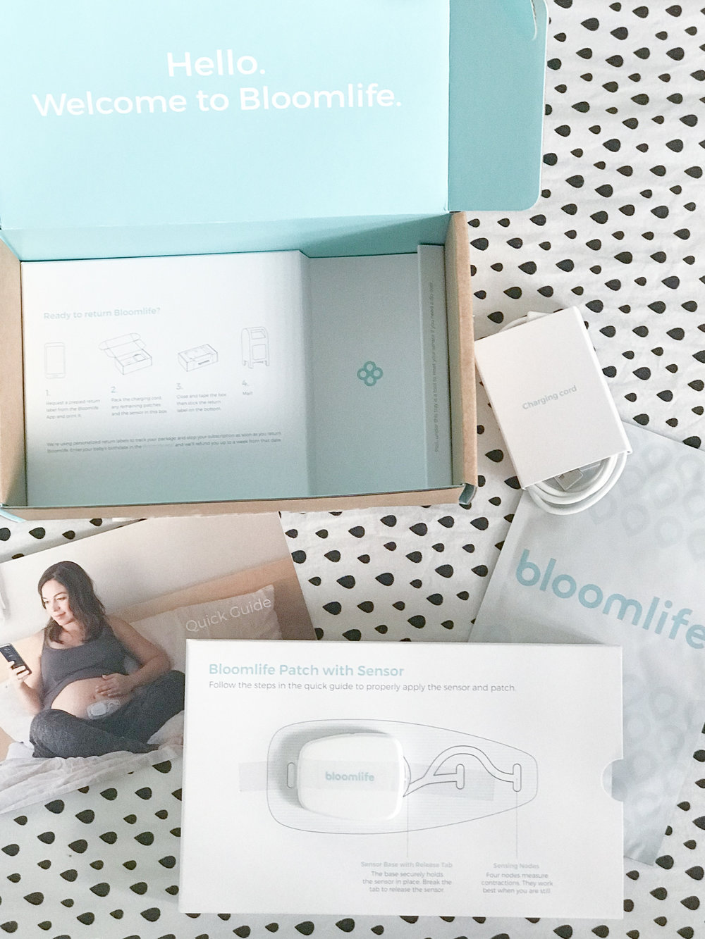 Bloomlife Review Smart Pregnancy Monitor